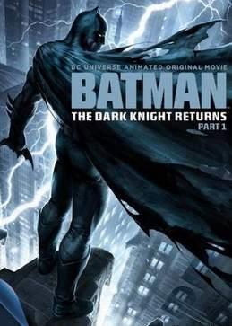 Бэтмен возвращение рыцаря часть 1 (2012)