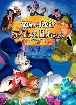 Том и джерри шерлок холмс (2010)