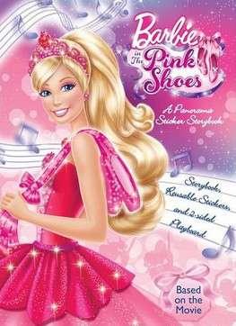 Барби балерина в розовых пуантах (2013) смотреть онлайн