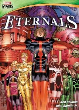 Рыцари Marvel: Вечные смотреть онлайн