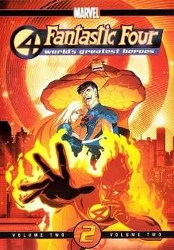Фантастическая четверка: Величайшие герои мира