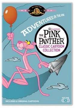 Приключения Розовой пантеры