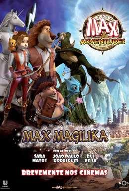 Приключения Макса. Маджилика/Динотерра смотреть онлайн