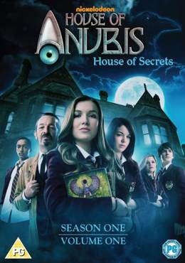 Обитель Анубиса 1,2,3,4,5 сезон Nickelodeon