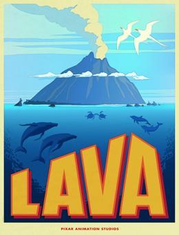 Лава от Pixar полная версия, на русском