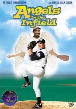 Ангелы на поле / Ангелы на площадке 720 HD (2000)