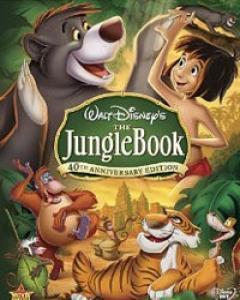 Книга джунглей 1,2 сезон Disney XD