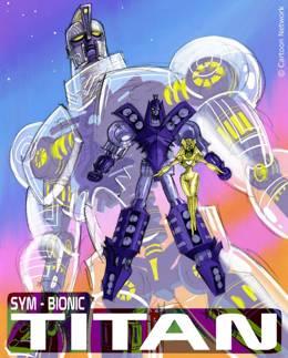 Сим-Бионик Титан Cartoon Network смотреть онлайн