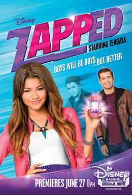 Zapped. Волшебное приложение (2014) смотреть онлайн
