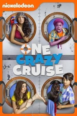 Один безумный круиз (2015) Nickelodeon смотреть онлайн