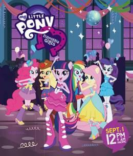 Мой Маленький Пони: Девочки из Эквестрии 2 - Радужный Рок слушать онлайн
