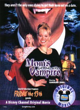 У мамы свидание с вампиром (2000) смотреть онлайн