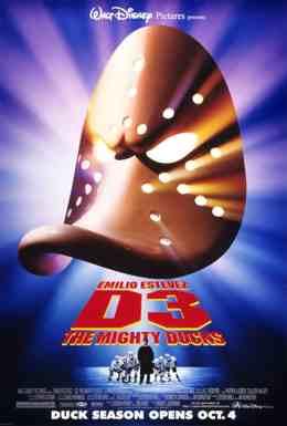 Могучие утята 3 (1996) смотреть онлайн