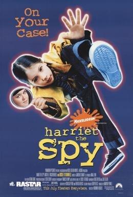 Шпионка Хэрриэт (1996) смотреть онлайн