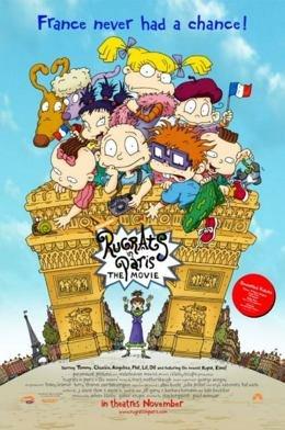 Карапузы в Париже (2000)