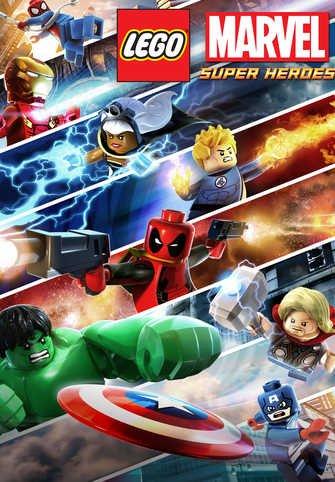 LEGO Marvel Новые Мстители