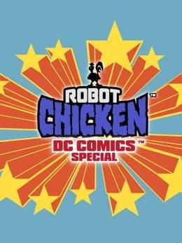 Робоцып: Специально для DC Comics (2012) смотреть онлайн