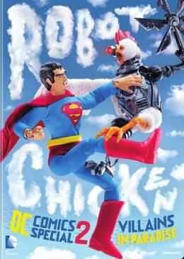 Робоцып: Специально для DC Comics II: Злодеи в раю (2014) смотреть онлайн