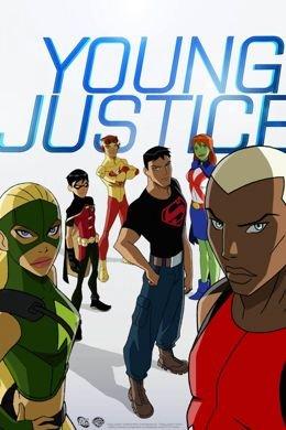 Юная Лига Справедливости 1,2 сезон смотреть онлайн
