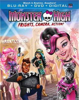 Школа Монстров: Страх! Камера! Мотор! (2014) смотреть онлайн