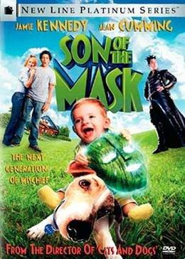 Сын маски (2005) смотреть онлайн