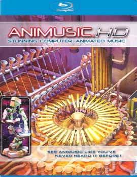 Анимузыка / Animusic HD Blu-Ray (1080i) смотреть онлайн
