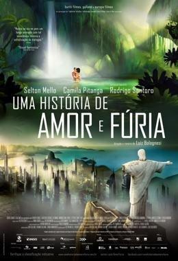 Рио 2096: Любовь и ярость (2013) смотреть онлайн