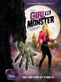 Девочка против монстра (2012) смотреть онлайн