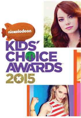 Церемония вручения премии Nickelodeon смотреть онлайн