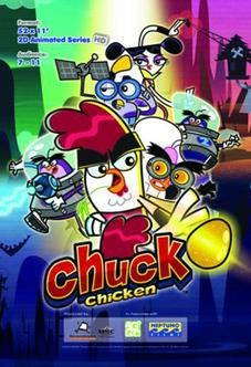 Цыпленок Чак / Chuck Chicken смотреть онлайн
