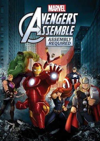 Команда «Мстители» 1,2,3,4,5 сезон смотреть онлайн