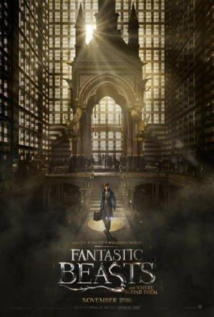 Фантастические Твари и где они обитают (2016) смотреть онлайн