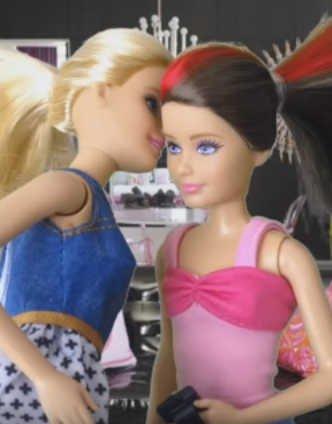 Сериал с Куклами Барби - ЖИЗНЬ БАРБИ смотреть онлайн