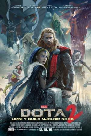 Дота / DOTA 2 фильм на русском смотреть онлайн