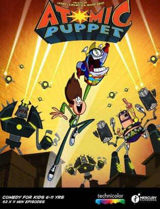 Капитан Атомик (DisneyXD) смотреть онлайн