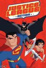Лига справедливости: Экшен (В действии) 2017/CartoonNetwork смотреть онлайн