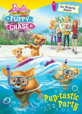Барби и ее сестры в погоне за щенками (2016)