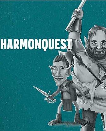 ХармонКвест / Квест Хармона 2 сезон смотреть онлайн