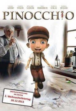 Пиноккио / Pinocchio (2013) смотреть онлайн