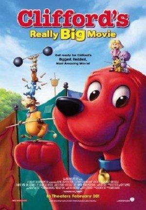 Клиффорд – большая красная собака смотреть онлайн