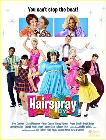 Лак для волос / Hairspray Live! (2016) смотреть онлайн