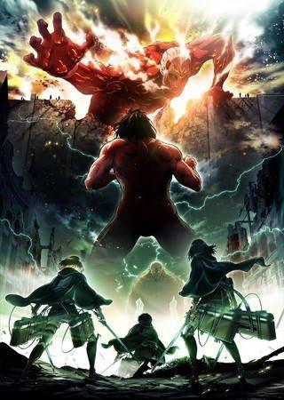 Атака титанов 2 / Attack on Titan 2nd Season 2018 смотреть онлайн