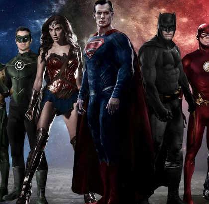 Темная Лига справедливости 2017