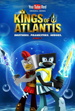 Короли Атлантиды (2019) 1,2 сезон смотреть онлайн