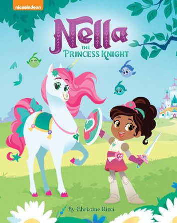 Нелла, отважная принцесса (2017/Никелодеон) смотреть онлайн