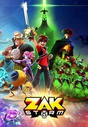 Зак Шторм / Zak Storm 1,2 сезон смотреть онлайн