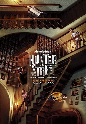 Хантер Стрит 3 Сезон (Nickelodeon) смотреть онлайн