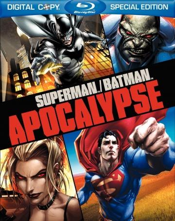 Супермен/Бэтмен: Апокалипсис смотреть онлайн