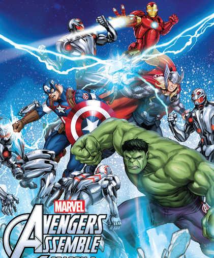 Команда «Мстители» 4 сезон смотреть онлайн