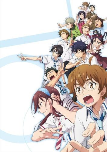 Семь — верно, три — неверно / Нанамару Санбацу 1,2 сезон смотреть онлайн